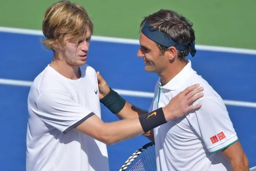 Andey Rublev: 'Roger Federer, Rafael Nadal and Djokovic are still good but...'