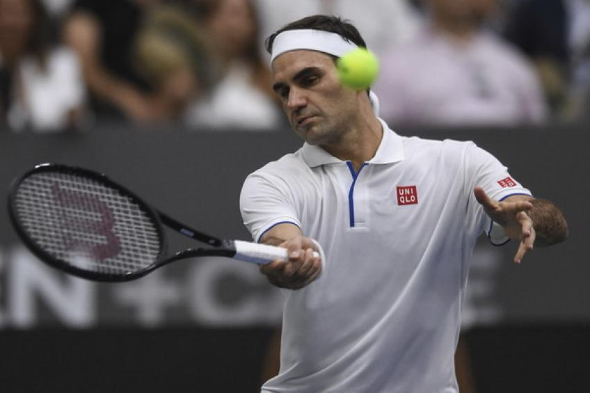 Roger Federer set to become the first billionaire in tennis history