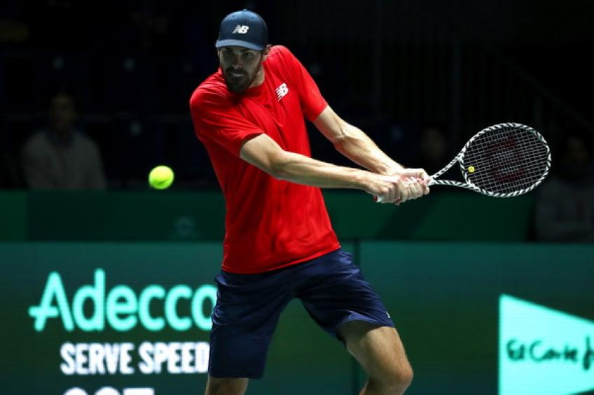 Reilly Opelka shares positive things about being a tennis player