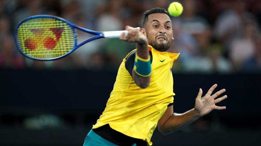 Nick Kyrgios Says Aussie PM Too Slow to Act on WildFire Crisis