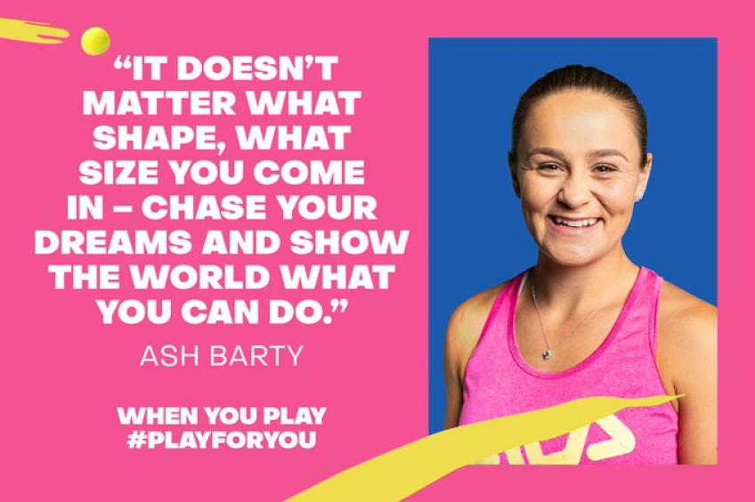Hard work Barty's only focus ahead of Australian Open
