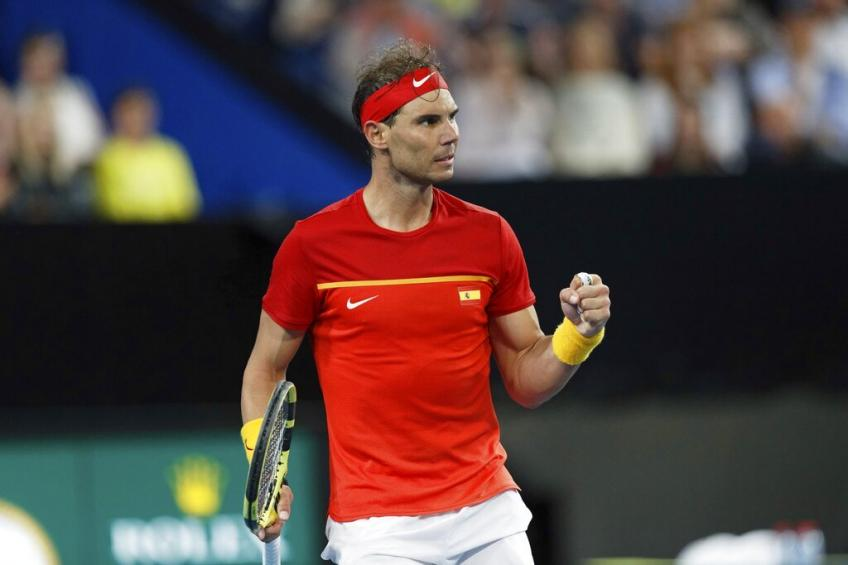 Spain's Rafael Nadal: We are excited to play Australia in ATP Cup semifinal