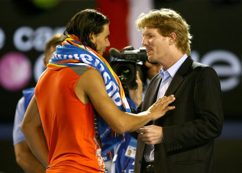 Jim Courier: Rafael Nadal is Vulnerable in Humid Conditions