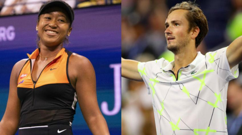 Daniil Medvedev responds to Naomi Osaka's comment