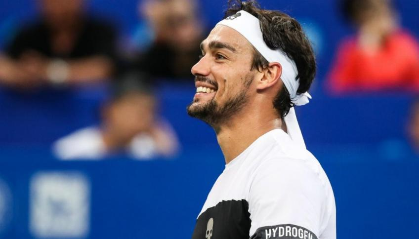 Fabio Fognini:  I have the life I was dreaming about from the beginning