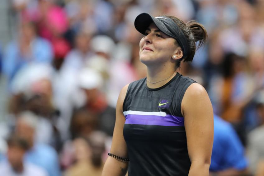 Bianca Andreescu set to miss Australian Open with ongoing knee injury