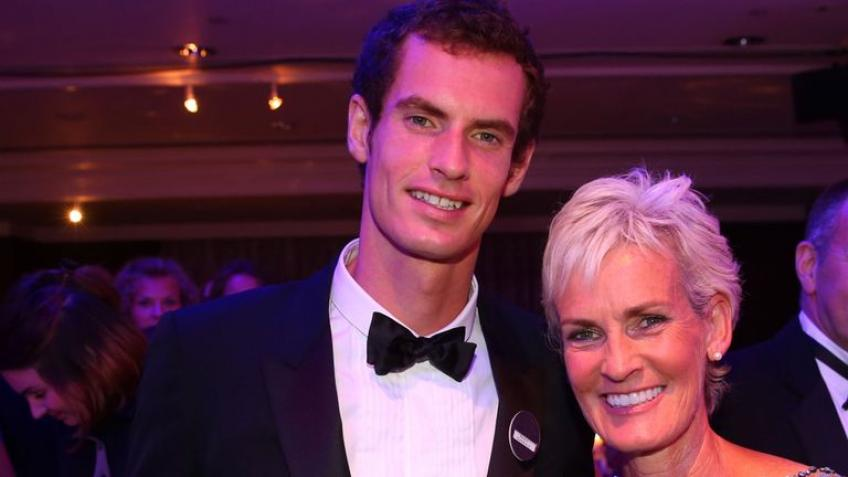 Judy Murray: It makes a Big Difference when Andy Murray Speaks out on Behalf of Women