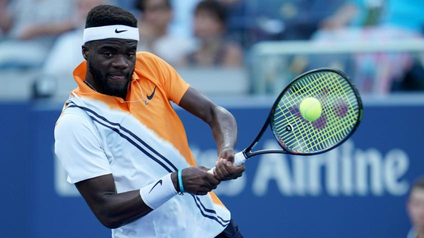 Frances Tiafoe: I'm lucky, I'm happy, I'm blessed & I'm going to keep doing what I do