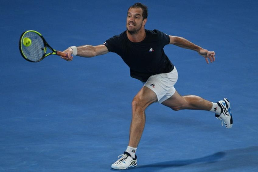 Richard Gasquet joins Murray, del Potro and Nishikori after..
