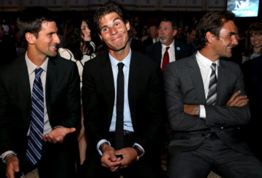 Tim Henman: 'Roger Federer, Rafael Nadal and Novak Djokovic are at a different level'