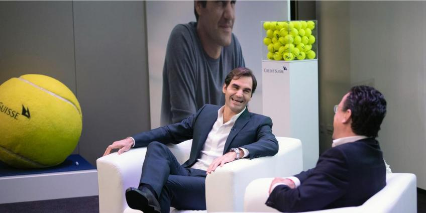 Credit Suisse Says Sustainable investing is long term trend amid Roger Federer Furore