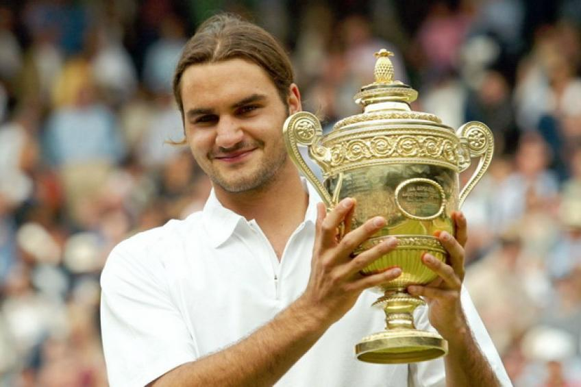 Roger Federer: 'After Wimbledon 2003, I became the guy to beat'