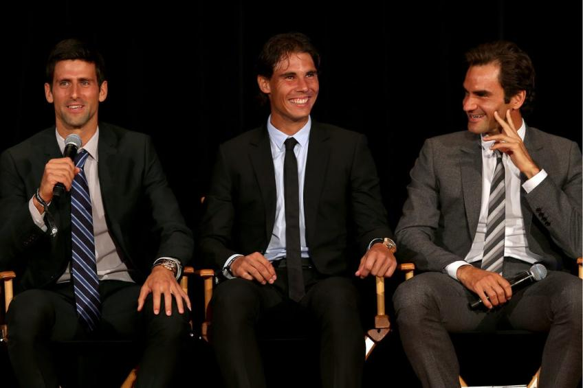 Eurosport to Broadcast AO Rally for Relief Featuring Federer, Nadal & Djokovic