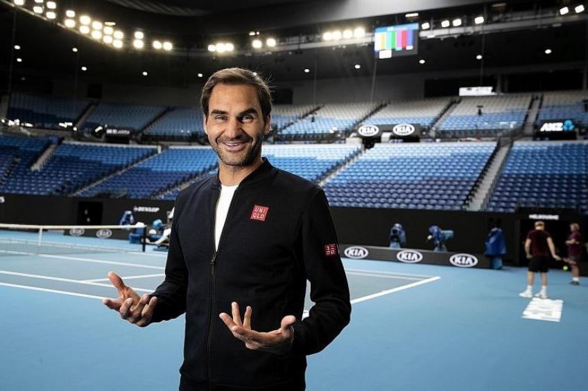 Roger Federer will donate to Australia bushfire appeal
