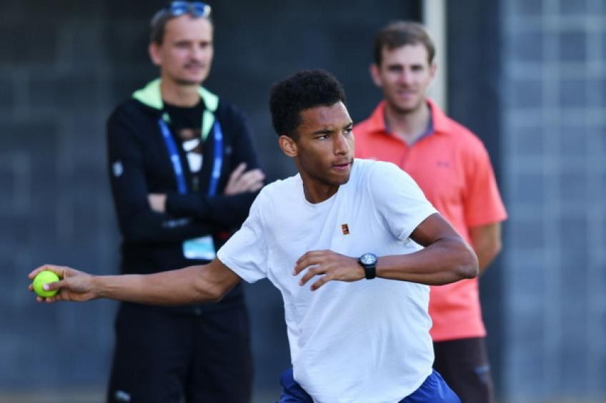 Felix Auger-Aliassime wants to claim first ATP title in 2020