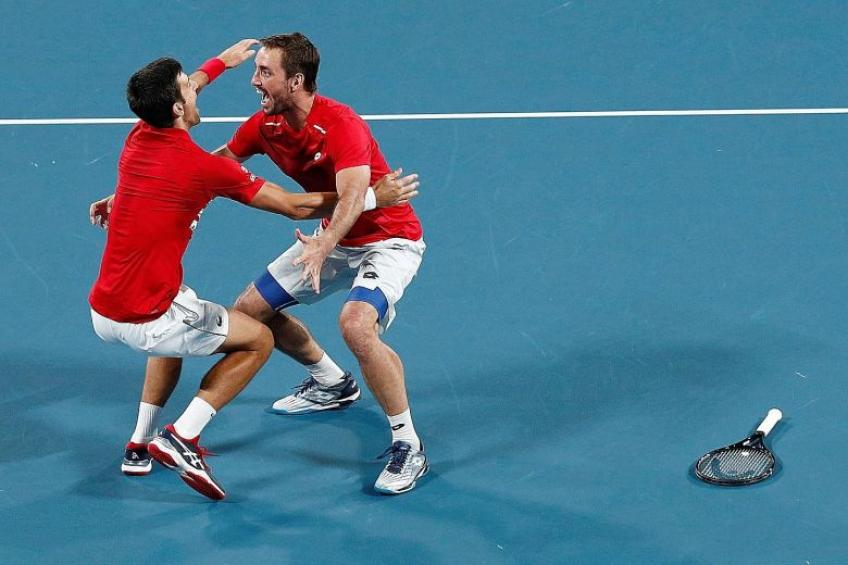 Viktor Troicki: Novak Djokovic is unique, I can't even describe him with words