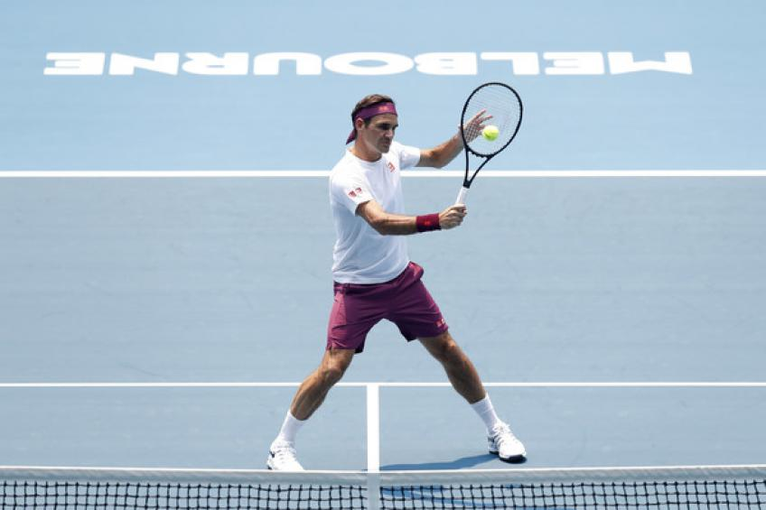 Roger Federer: 'I shouldn't be the favorite at the age of 38'