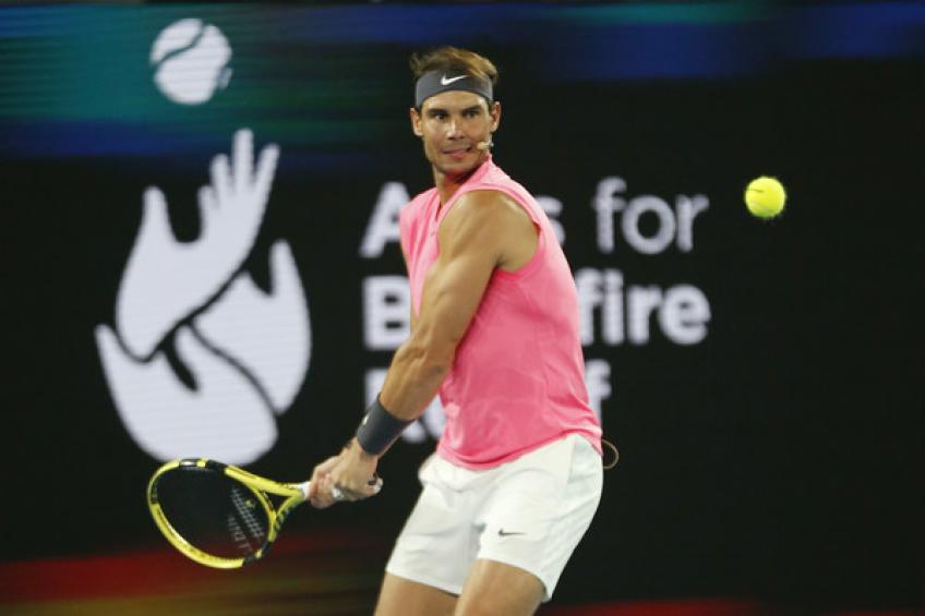 Wilander Rafael Nadal Will Pass Roger Federer And Become Goat In 2020