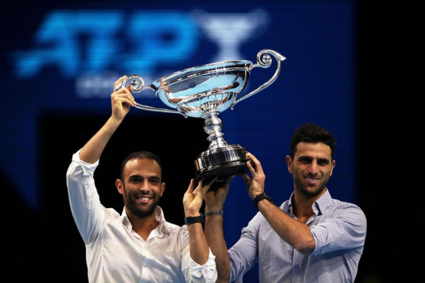 Robert Farah's coach: 'Robert's suspension is a devastating blow'