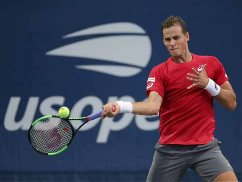 Vasek Pospisil: I'm just having so much more fun on the court