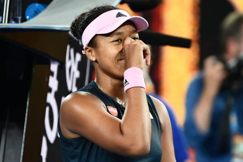 Fissette: 'Naomi Osaka, at her age, is super ambitious & has a lot of career goals'