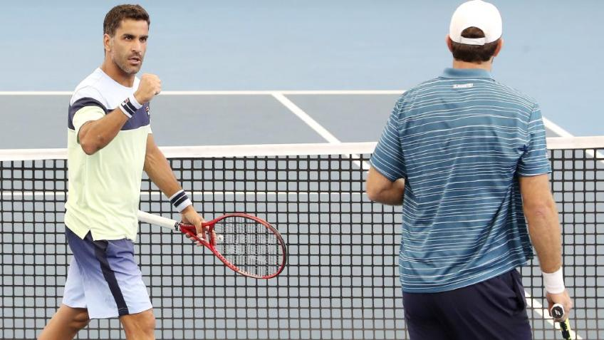 ATP Doubles: Maximo Gonzalez & Fabrice Martin stun No. 4 seeds for Adelaide title