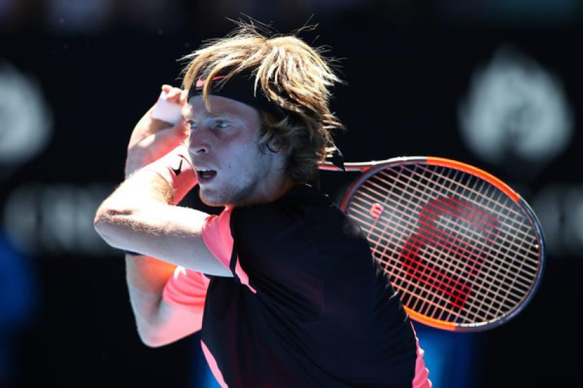 Andrey Rublev: I enter Australian Open without any expectation