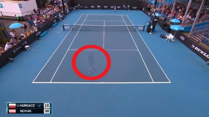 Australian Open: Camera Glitch Leads to Players Disappearing from International Feed