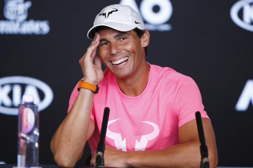 Rafael Nadal jokes: 'I have to put my wedding over Roland Garros, US Open'
