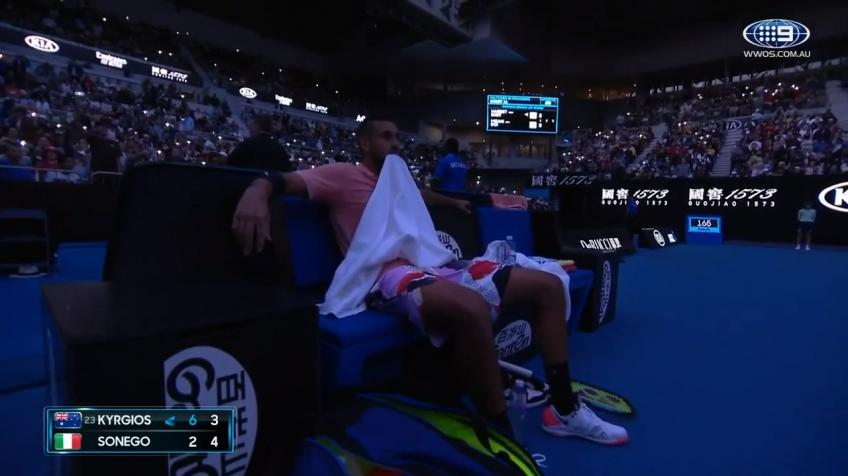 Chaos At Australian Open Due to Blackout on Margaret Court Arena