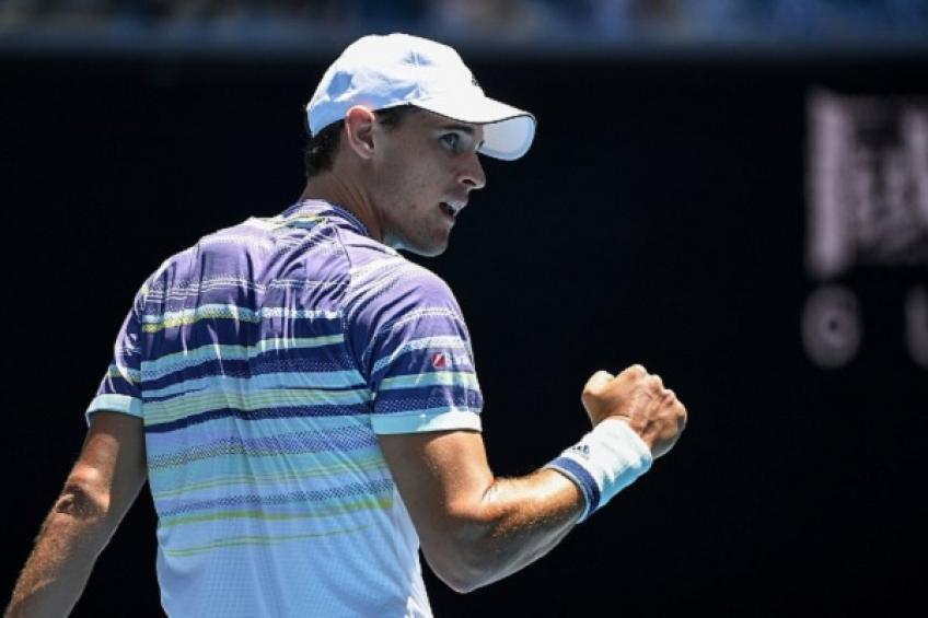 """""""We've always played close matches: Thiem after threshing down Frenchman Mannarino"""