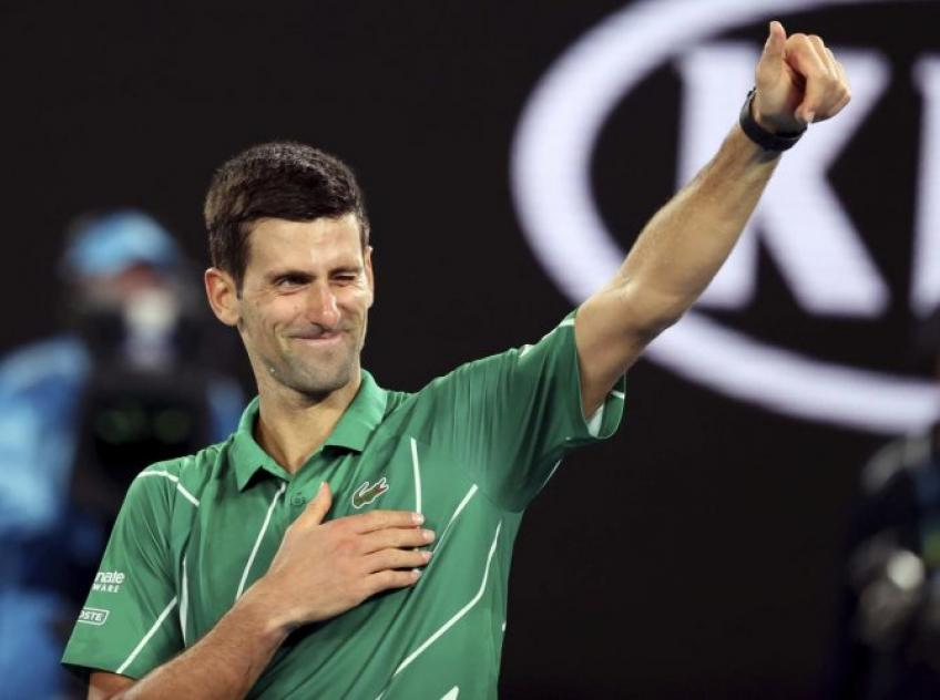 Novak Djokovic speaks on facing Yoshihito Nishioka at Australian Open