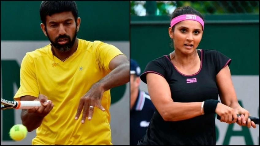 Sania Mirza Pulls Out of Mixed Doubles with Rohan Bopanna