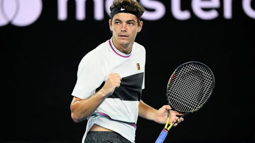 Taylor Fritz: I knew I would be more fresh in fifth set than Kevin Anderson