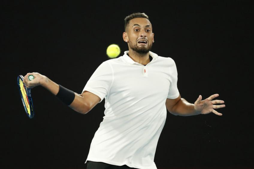 Mats Wilander: 'Nick Kyrgios should be a massive threat to anyone'