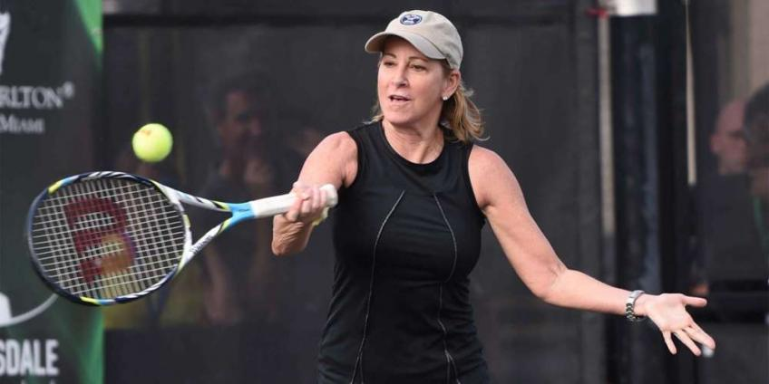 Chris Evert: Margaret Court Would be a Top Player Even If She Played Today