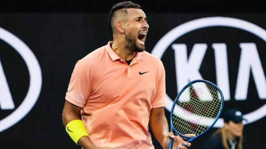 Nick Kyrgios after epic Karen Khachanov win: That was crazy, insane