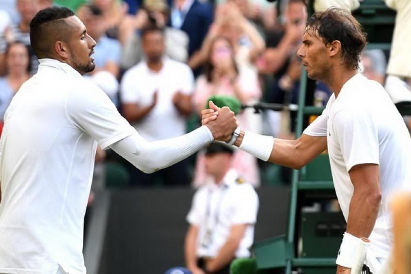 Rafael Nadal vs. Nick Kyrgios - Todd Woodbridge shares thoughts