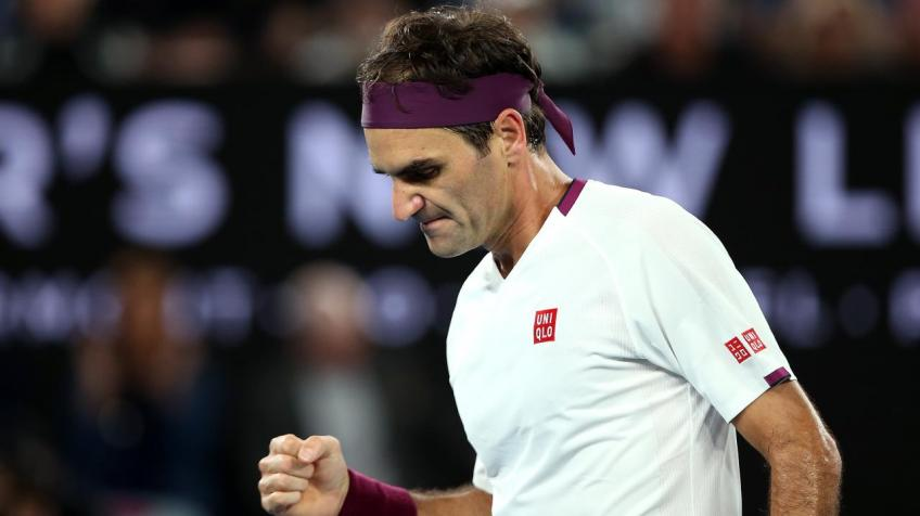Roger Federer: I'm happy with him how I'm feeling, offseason work paid off
