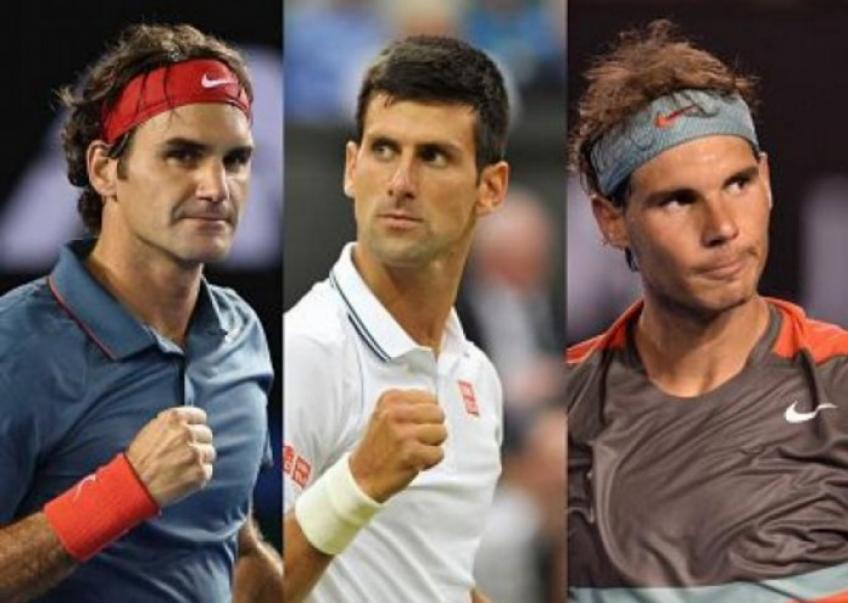 Who will go further at the Australian Open among Roger Federer, Rafael Nadal and Novak Djokovic?