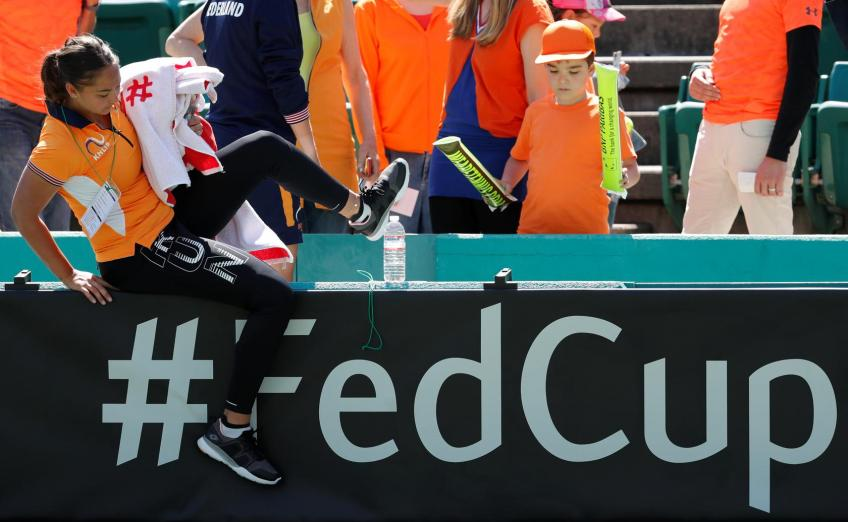 Coronavirus effect: Asia/Oceania Group I Fed Cup tie moved out of China