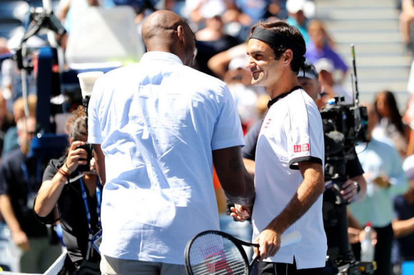 When Roger Federer paid homage to Kobe Bryant with personalized shoes
