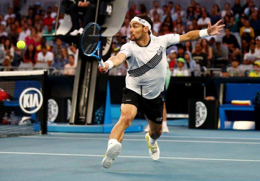 Fabio Fognini, Andrey Rublev pull out of Montpellier