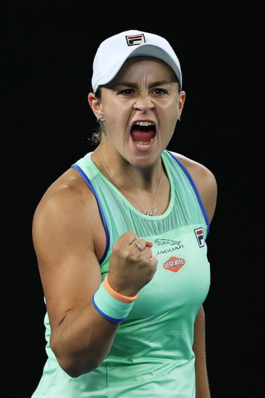 Can Ashleigh Barty win the Australian Open?