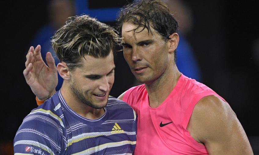 Dominic Thiem: Everything needs to work in your game when you play Rafael Nadal