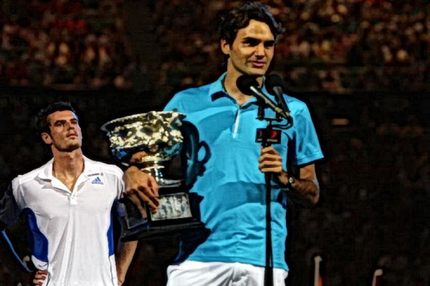 On this day: Roger Federer beats Andy Murray for 16th Major crown