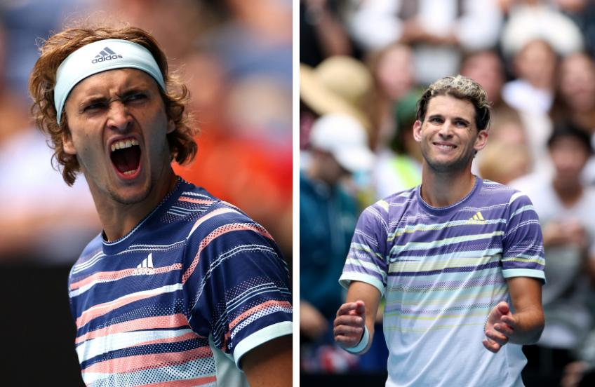 Alexander Zverev and Dominic Thiem: Is this the beginning of a new era?