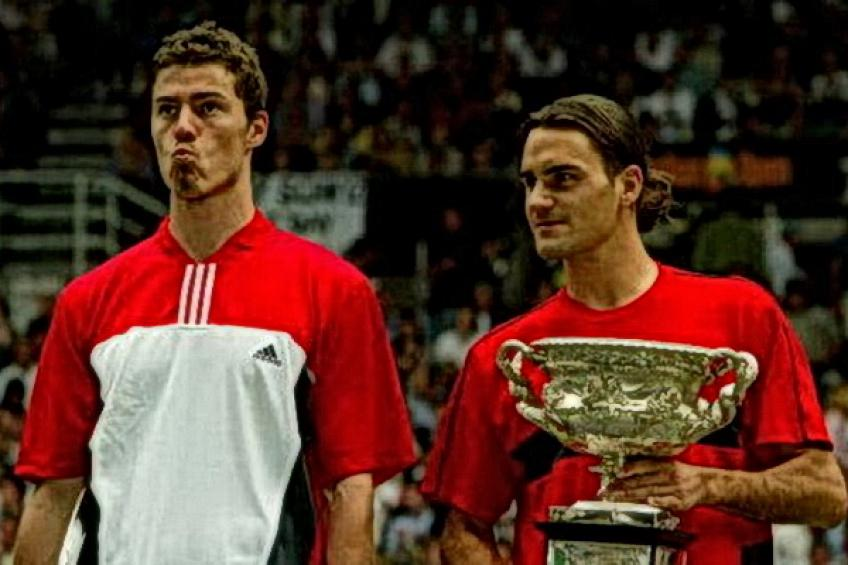 On this day: Roger Federer tops Marat Safin to claim second Major title