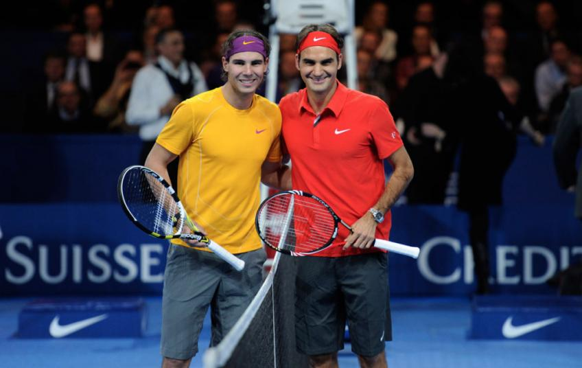 Match for Africa: Roger Federer and Rafa Nadal will play each other in 2010 rematch