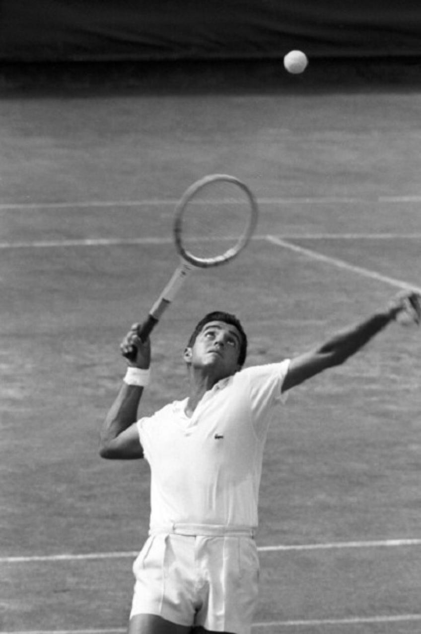 frank froehling runnerup at the 1963 us championships passes away.'